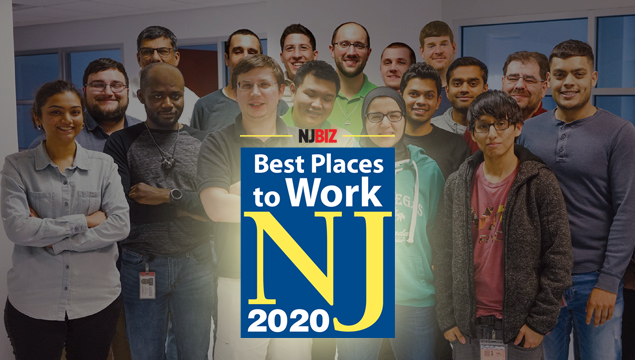 """oXya named to """"Best Place to Work"""" in New Jersey"""